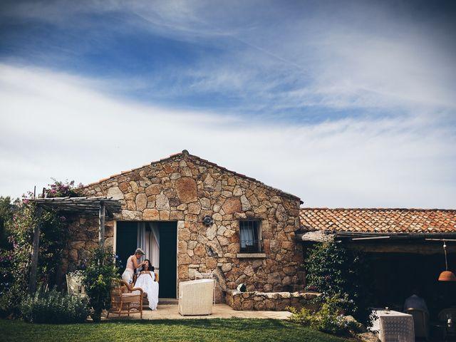 Il matrimonio di Claudio e Deborah a Golfo Aranci, Sassari 18