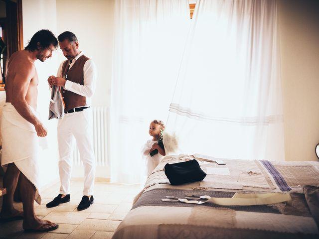 Il matrimonio di Claudio e Deborah a Golfo Aranci, Sassari 25