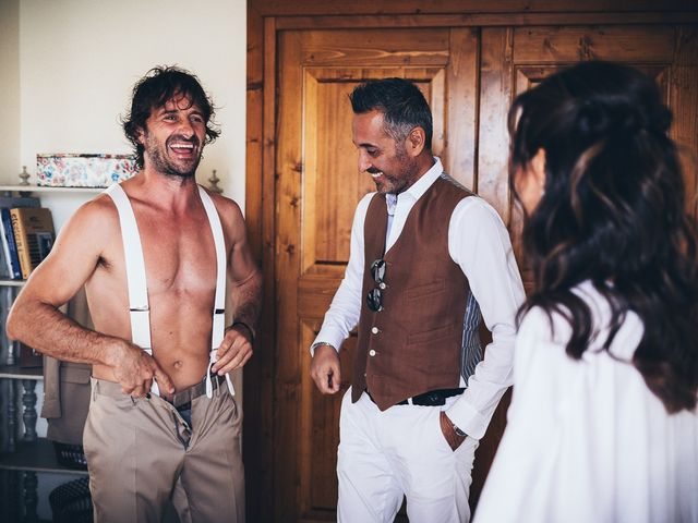 Il matrimonio di Claudio e Deborah a Golfo Aranci, Sassari 31