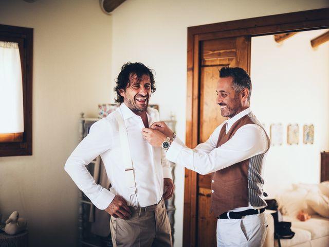 Il matrimonio di Claudio e Deborah a Golfo Aranci, Sassari 32