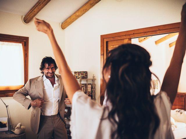 Il matrimonio di Claudio e Deborah a Golfo Aranci, Sassari 33