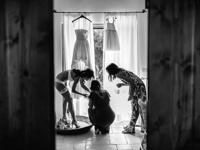 Il matrimonio di Claudio e Deborah a Golfo Aranci, Sassari 36
