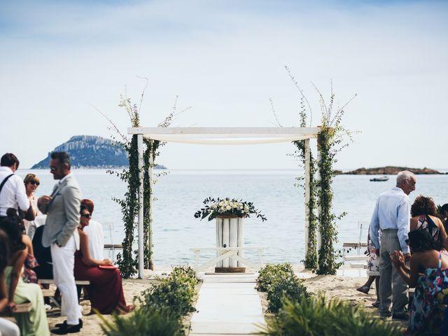 Il matrimonio di Claudio e Deborah a Golfo Aranci, Sassari 39