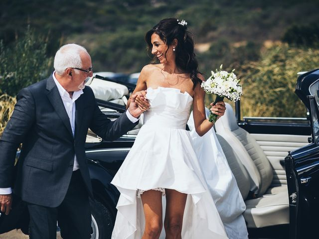 Il matrimonio di Claudio e Deborah a Golfo Aranci, Sassari 44