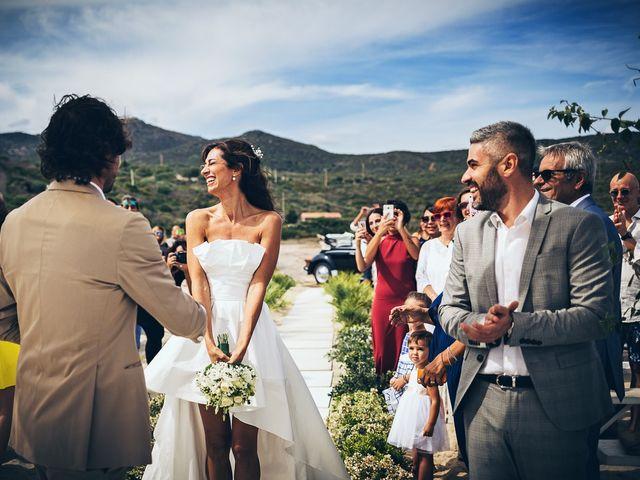 Il matrimonio di Claudio e Deborah a Golfo Aranci, Sassari 45
