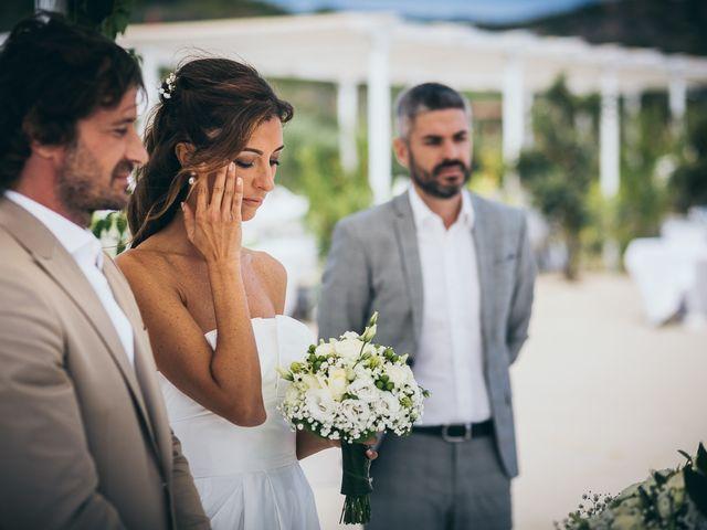 Il matrimonio di Claudio e Deborah a Golfo Aranci, Sassari 49