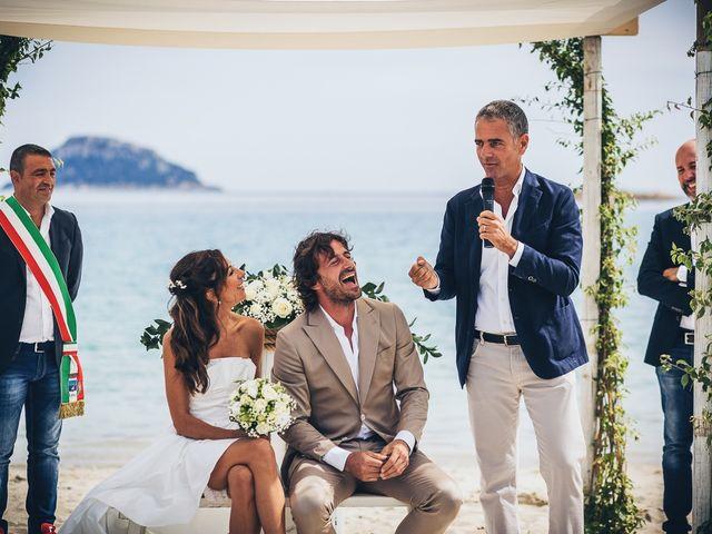 Il matrimonio di Claudio e Deborah a Golfo Aranci, Sassari 51