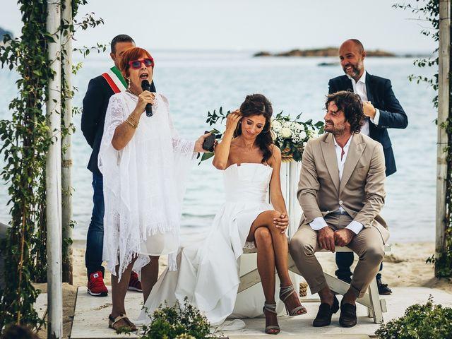 Il matrimonio di Claudio e Deborah a Golfo Aranci, Sassari 53