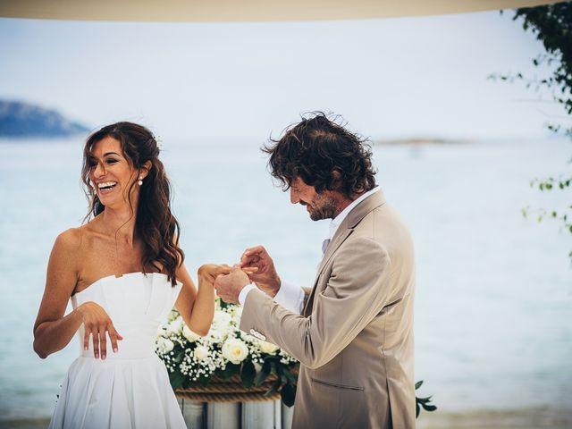 Il matrimonio di Claudio e Deborah a Golfo Aranci, Sassari 56