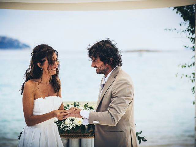 Il matrimonio di Claudio e Deborah a Golfo Aranci, Sassari 57