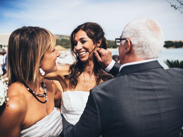 Il matrimonio di Claudio e Deborah a Golfo Aranci, Sassari 58