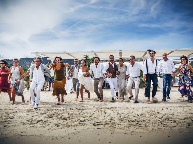 Il matrimonio di Claudio e Deborah a Golfo Aranci, Sassari 69