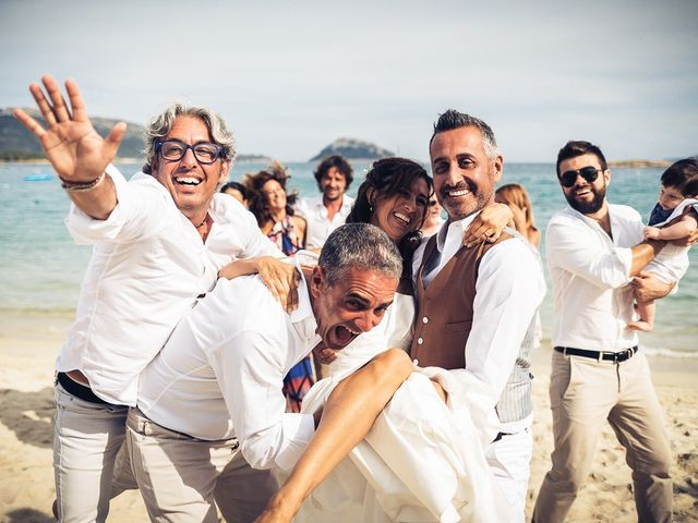 Il matrimonio di Claudio e Deborah a Golfo Aranci, Sassari 72