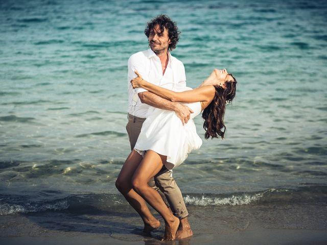 Il matrimonio di Claudio e Deborah a Golfo Aranci, Sassari 73