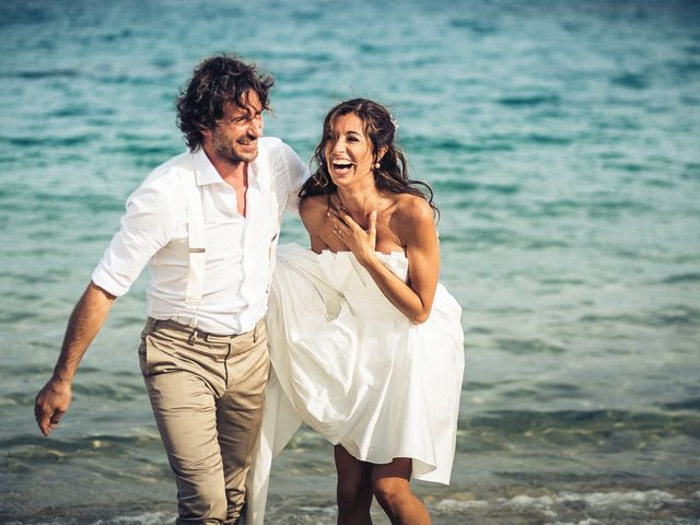 Il matrimonio di Claudio e Deborah a Golfo Aranci, Sassari 74
