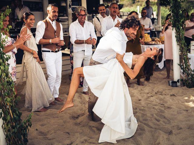 Il matrimonio di Claudio e Deborah a Golfo Aranci, Sassari 76