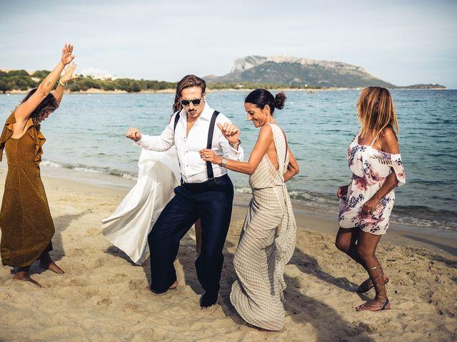 Il matrimonio di Claudio e Deborah a Golfo Aranci, Sassari 77