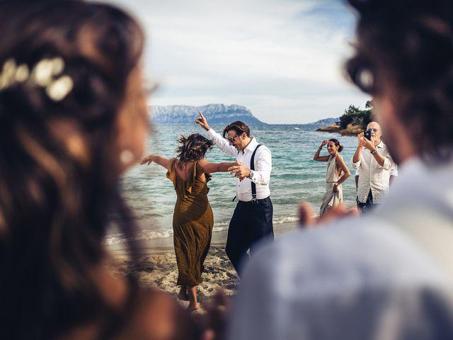 Il matrimonio di Claudio e Deborah a Golfo Aranci, Sassari 78