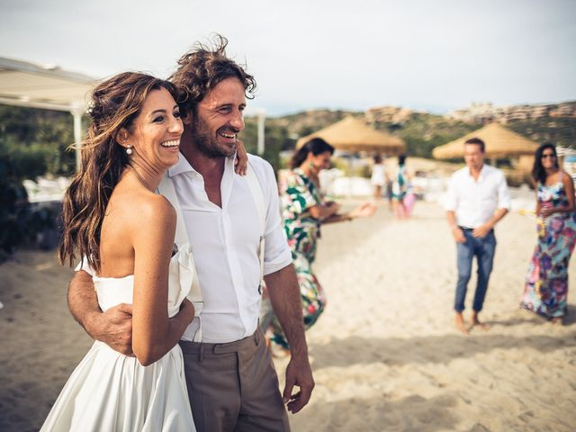Il matrimonio di Claudio e Deborah a Golfo Aranci, Sassari 79