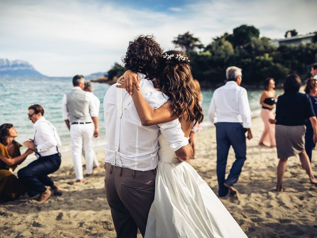 Il matrimonio di Claudio e Deborah a Golfo Aranci, Sassari 80