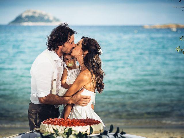 Il matrimonio di Claudio e Deborah a Golfo Aranci, Sassari 81
