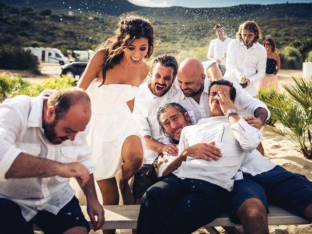 Il matrimonio di Claudio e Deborah a Golfo Aranci, Sassari 83