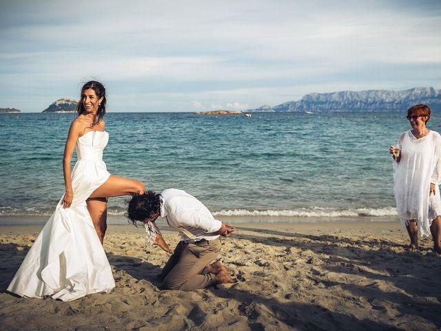 Il matrimonio di Claudio e Deborah a Golfo Aranci, Sassari 86