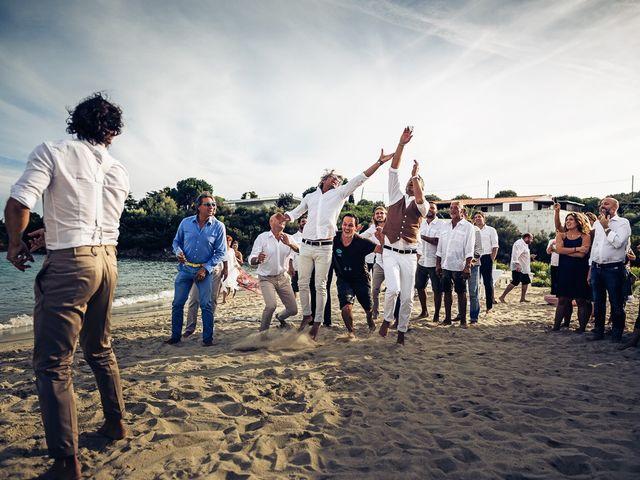 Il matrimonio di Claudio e Deborah a Golfo Aranci, Sassari 87
