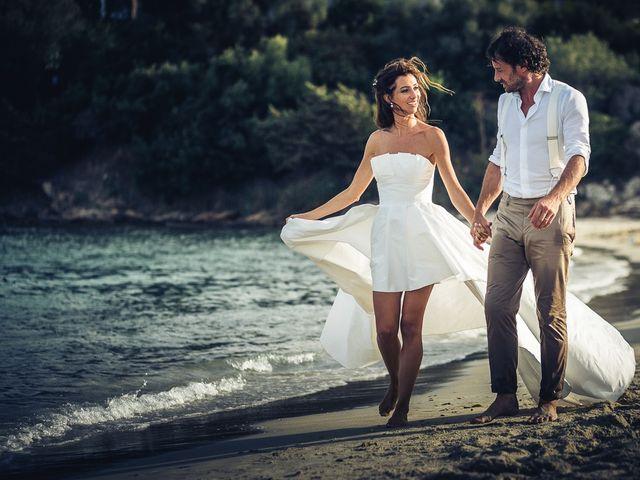 Il matrimonio di Claudio e Deborah a Golfo Aranci, Sassari 89