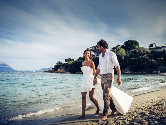 Il matrimonio di Claudio e Deborah a Golfo Aranci, Sassari 90