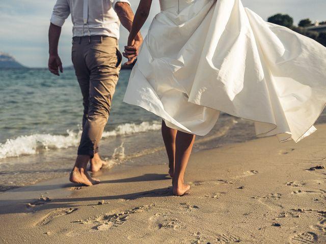 Il matrimonio di Claudio e Deborah a Golfo Aranci, Sassari 91