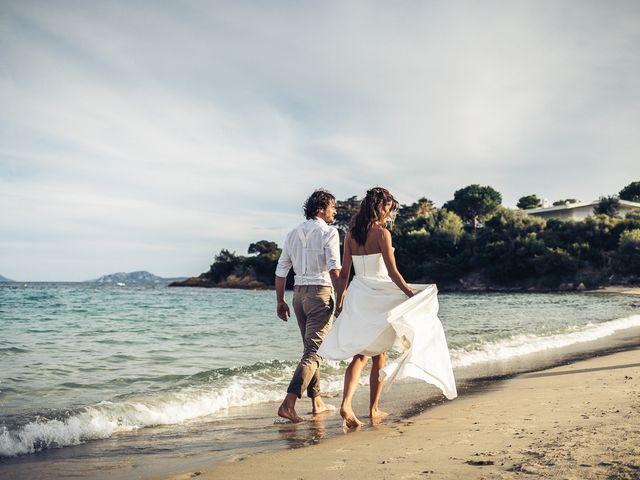 Il matrimonio di Claudio e Deborah a Golfo Aranci, Sassari 92