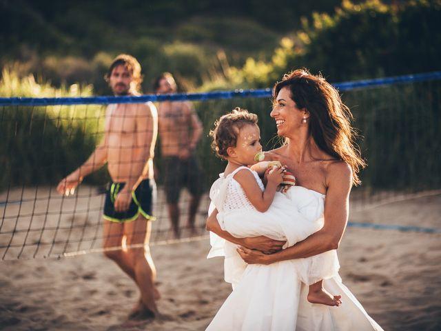 Il matrimonio di Claudio e Deborah a Golfo Aranci, Sassari 99