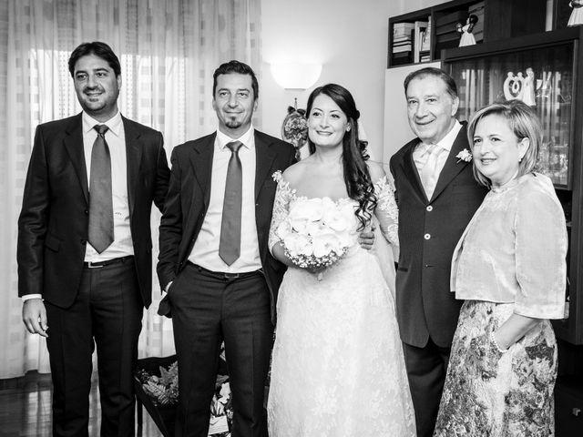 Il matrimonio di Stefano e Daniela a Castellammare di Stabia, Napoli 15
