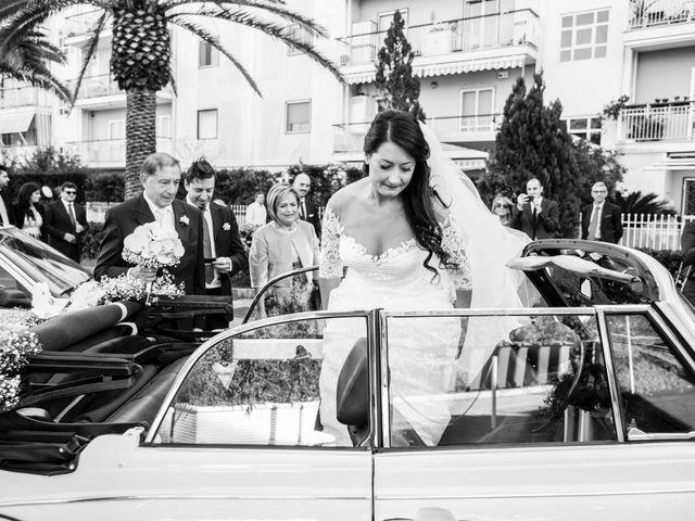 Il matrimonio di Stefano e Daniela a Castellammare di Stabia, Napoli 17