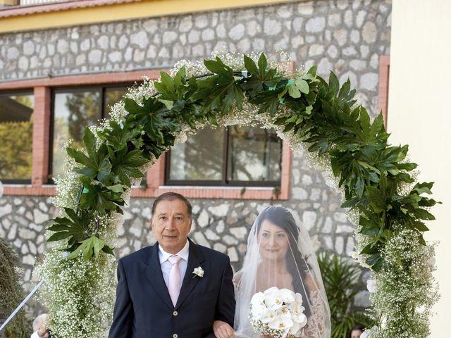 Il matrimonio di Stefano e Daniela a Castellammare di Stabia, Napoli 23