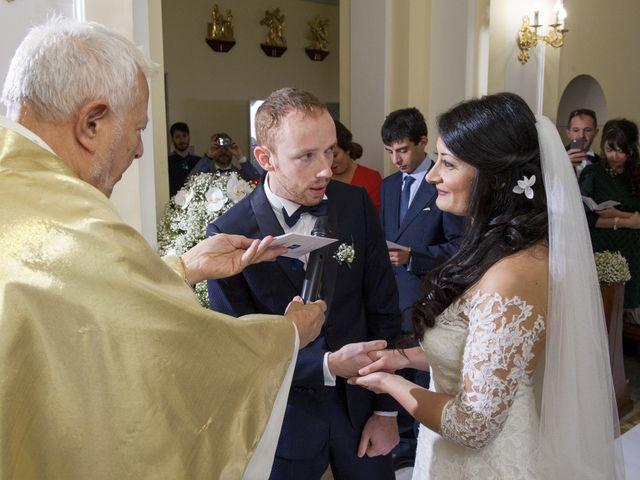 Il matrimonio di Stefano e Daniela a Castellammare di Stabia, Napoli 28