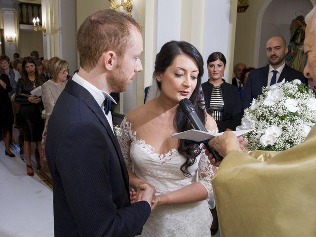 Il matrimonio di Stefano e Daniela a Castellammare di Stabia, Napoli 29
