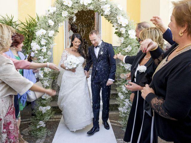Il matrimonio di Stefano e Daniela a Castellammare di Stabia, Napoli 31