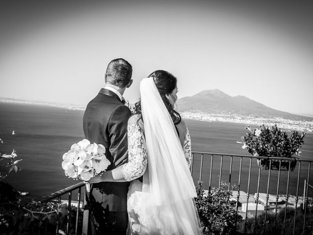Il matrimonio di Stefano e Daniela a Castellammare di Stabia, Napoli 32