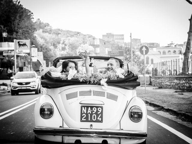 Il matrimonio di Stefano e Daniela a Castellammare di Stabia, Napoli 33