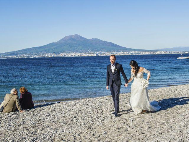 Il matrimonio di Stefano e Daniela a Castellammare di Stabia, Napoli 34