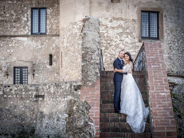 Il matrimonio di Stefano e Daniela a Castellammare di Stabia, Napoli 39