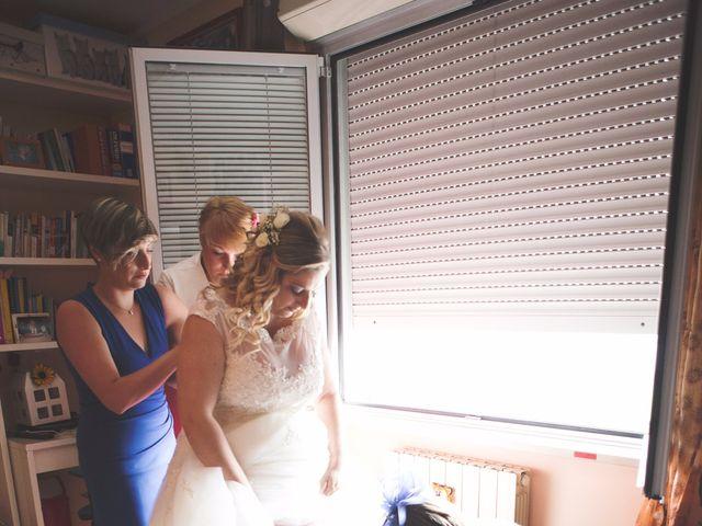 Il matrimonio di Achille e Angela a Carpignano Sesia, Novara 12