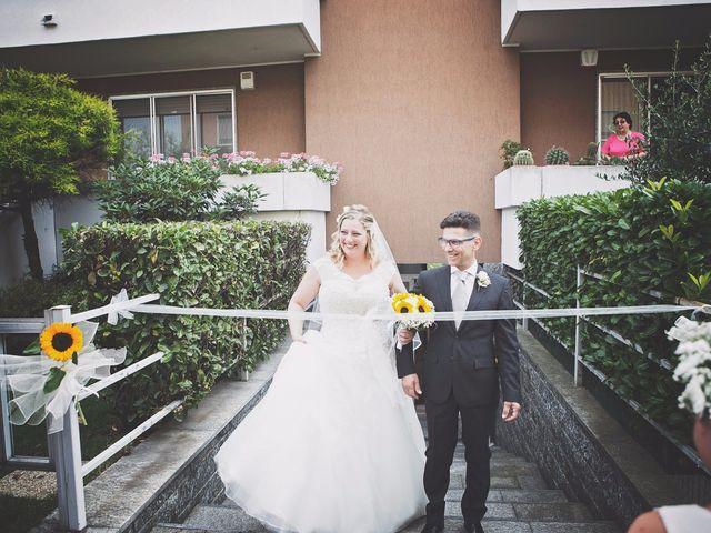 Il matrimonio di Achille e Angela a Carpignano Sesia, Novara 15