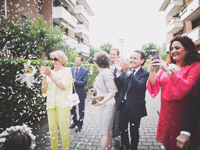 Il matrimonio di Achille e Angela a Carpignano Sesia, Novara 16