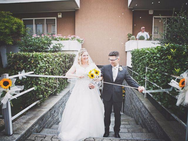 Il matrimonio di Achille e Angela a Carpignano Sesia, Novara 17