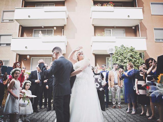 Il matrimonio di Achille e Angela a Carpignano Sesia, Novara 18