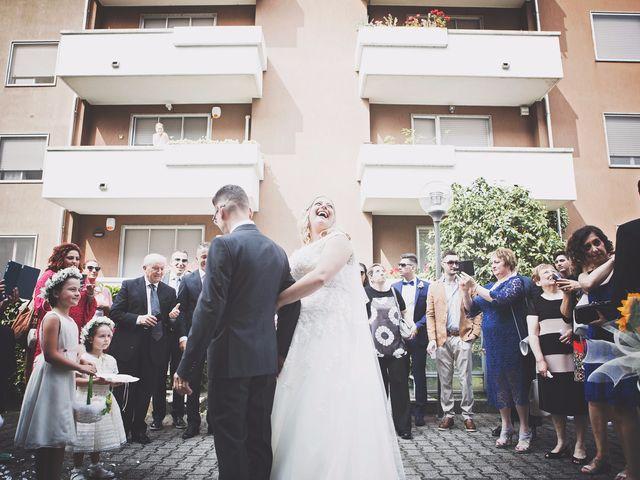 Il matrimonio di Achille e Angela a Carpignano Sesia, Novara 19