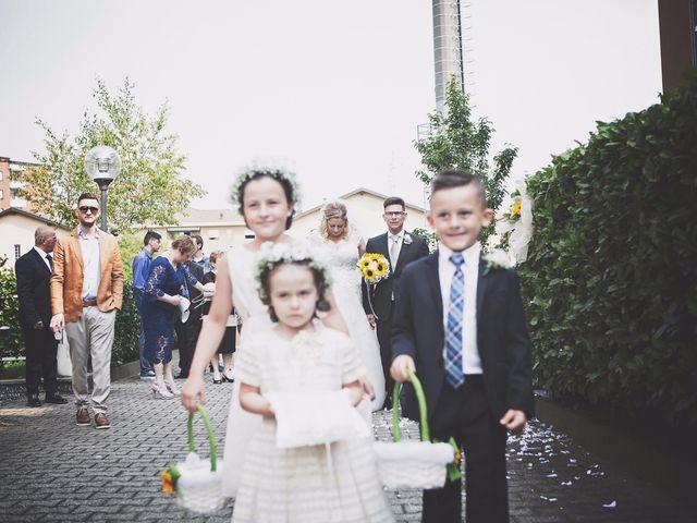 Il matrimonio di Achille e Angela a Carpignano Sesia, Novara 20